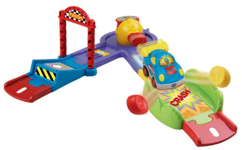 VTech Go! Go! Smart Wheels- Fast Track Launcher - 1