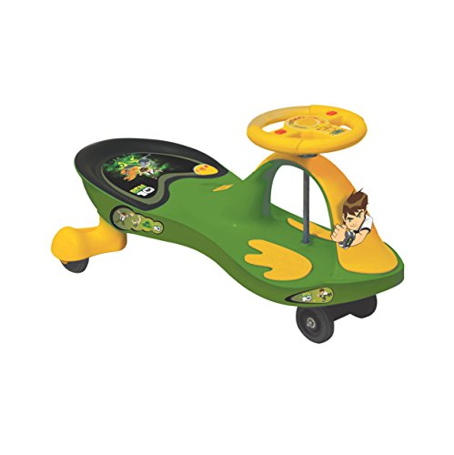 ToyZone Ben 10 Ride On Musical Car Available At Amazon For