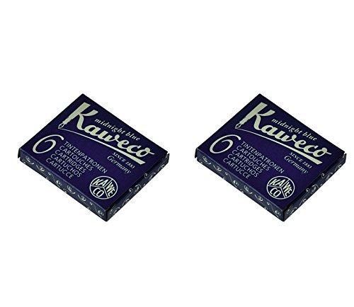 2x-kaweco-12-cartuchos-tinta-azul-negro-de-estilografica-ka-cart01-7015b-azulnegro