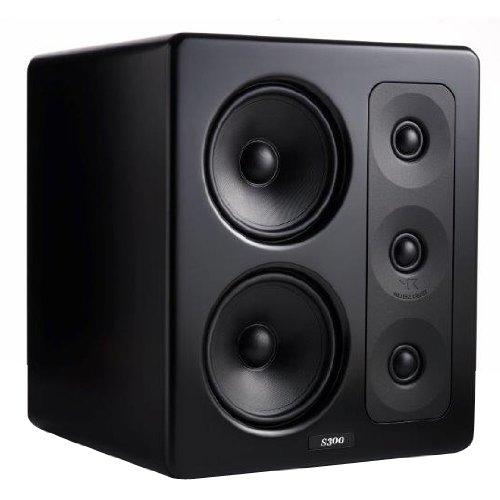 M&K Sound S300-L Loudspeaker - Black