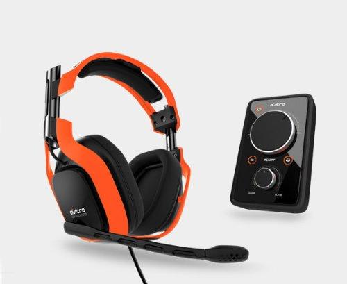 A40 Audio System (Neon Orange)