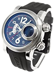 Graham Gents Swordfish GMT Alarm Big 12-6 Automatic Watch 2SWAS.GMTB01A.K0