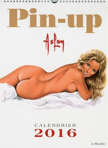 CALENDRIER PIN-UP 2016