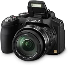 Panasonic Lumix DMC-FZ200EG9 Digitalkamera (12 Megapixel, 24-fach opt. Zoom, 7,6 cm (3 Zoll) Display, Superzoom, Full-HD Video) schwarz