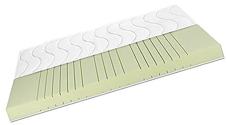 Schlaraffia Basic Square 14 80x200 cm H3 7-Zonen Kaltschaummatratze