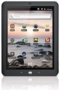 Coby Kyros 8-Inch Android 2.3 4 GB Internet Touchscreen Tablet - MID8125-4G by Coby