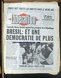 LIBERATION  du 15/03/1985