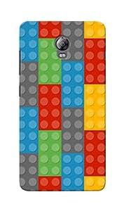 CimaCase Lego Designer 3D Printed Case Cover For Lenovo Vibe P1