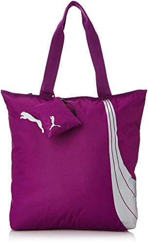 Puma Fundamentals Shopper, Donna, Viola (Grape Juice), Taglia UA