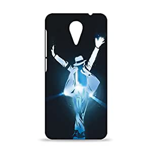ezyPRNT HTC Desire 620G Mobile Back Case Cover with Beautiful Premium Michael Jackson Dancing