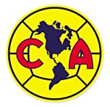 Club America Mexico - Mexico Football Soccer Futbol - Car Sticker - 4