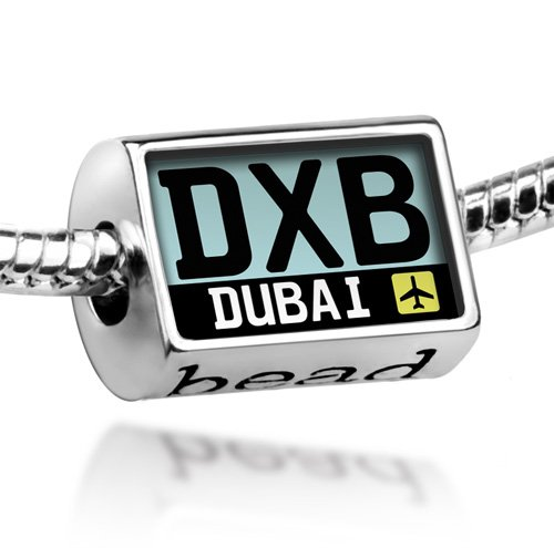 Beads Airport Code Dxb Dubai Country Uae Pandora Charm