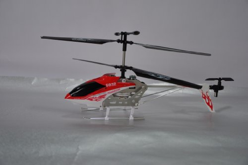 Syma S032 Gyro S032G 35-Ch Metal Outdoor RC Helicopter Newest Model