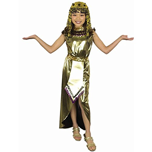 Child's Cleopatra Halloween Costume (Size: X-Small 4-6)