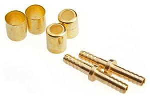 Forney 60331 1/4-Inch Oxygen Acetylene Hose Splicer Kit from Forney