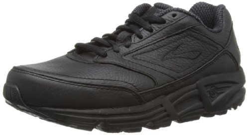 Brooks Women's Brooks Addiction Walker Running Shoe Black 8.5 UK