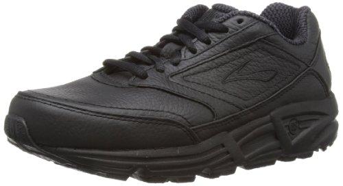 Brooks Women's Addiction Walker Walking Shoe,Black,9.5 B (Pronation Shoes compare prices)