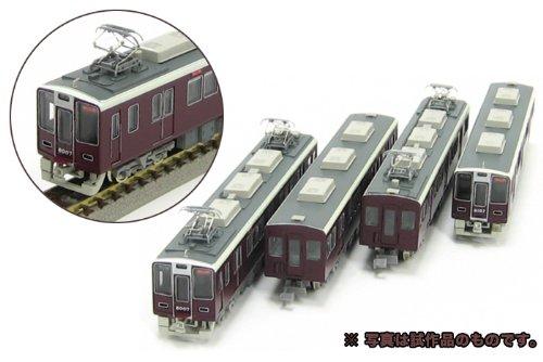 ■【グリーンマックス】(4059)阪急8000/8300系1次車 基本4両編成セット(動力付) 完成品 GREENMAX 鉄道模型 Nゲージ