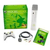 Xbox 360 Arcade Console (256 MB Memory Unit)by Microsoft