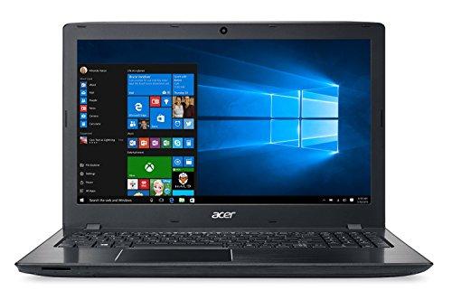 """Acer Aspire E5-575G-53W2 PC Portable 15"""" Noir (Intel Core i5, 8 Go de RAM, Disque Dur 1 To, NVIDIA GTX 950M, Windows 10)"""