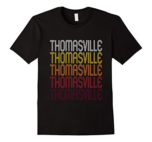 mens-thomasville-ga-vintage-style-georgia-t-shirt-small-black