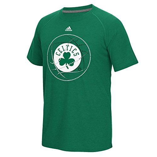 NBA Men's Solar Logo Climalite Ultimate Short Sleeve Tee