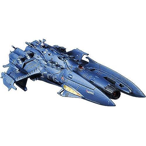 코스모 플리트 스페셜 우주 전함 야마토2199 특일등 주전투함 Deus ―라 II세상 약170mm PVC제 페인티드 피규어- (2015-01-25)