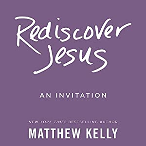 Rediscover Jesus Audiobook