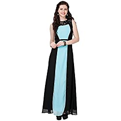 Eavan Women's Party Wear Light piece Polyester Dress