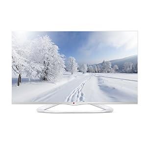 "LG 42LA667S - Televisor LED 3D de 42"" con Smart TV (Full HD, 400 MHz, WiFi)"
