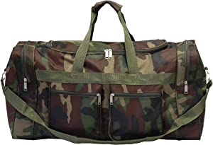25'' Camouflage Duffel Bag Case Pack 20 25'' Camouflage Duffel Bag Case Pack 20
