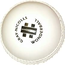 GRAY-NICOLLS White Wonderball Cricket Ball