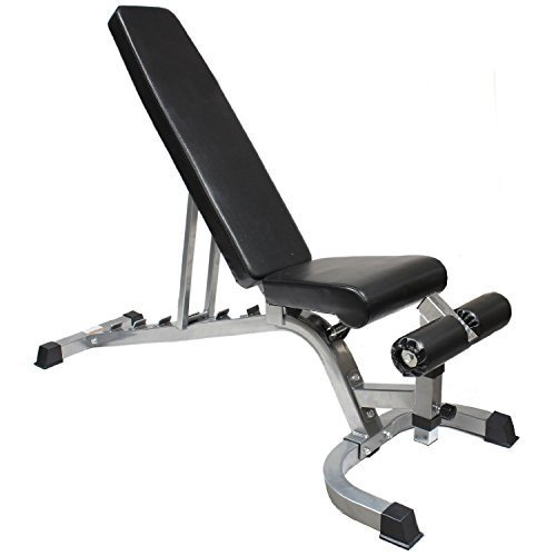tnp-accessoriesr-adjustable-weight-bench-training-fitness-gym-flat-incline-multiuse-bench