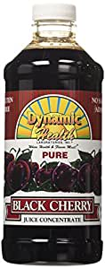 Dynamic Health Concentrate, Black Cherry, 16-Ounce