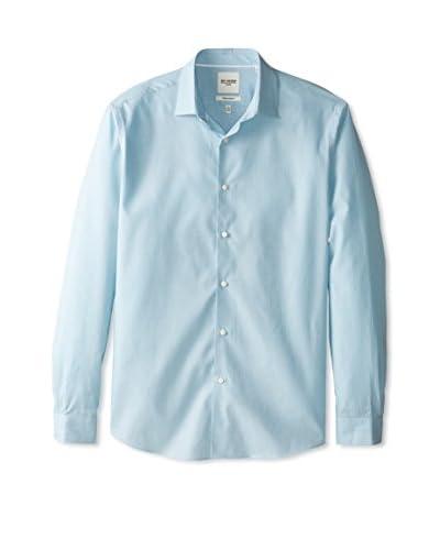 Ben Sherman Men's Stripe Dress Shirt
