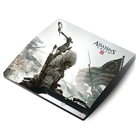 Skin 'Assassin's Creed 3' pour PS3 Ultra slim