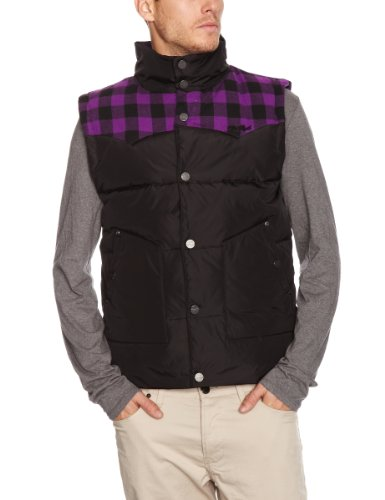 Two Angle Mabon Men's Jacket Purple XX-Large