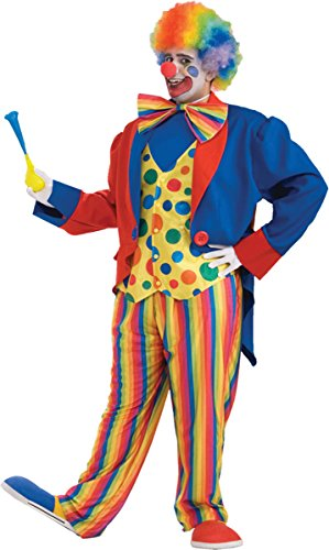 Morris Costumes Men's CLOWN, 3X LARGE 52-58