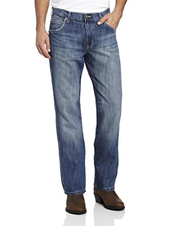 Wrangler Men's Retro Relaxed Fit Boot Cut Jean Breaking Barriers