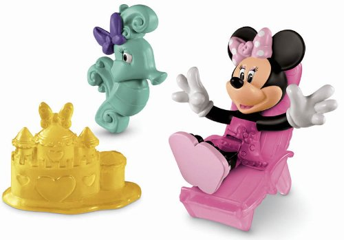 Fisher-Price Disney's Minnie's Beach Day Figure Pack - 1