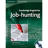 Cambridge English for Job-hunting Student's Book with Audio CDs (2)by Colm Downes