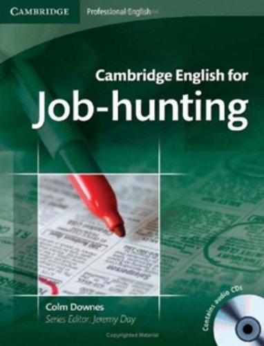 Cambridge English for Job-hunting Student's Book with Audio CDs (2) (Cambridge Professional English)
