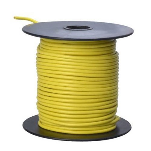 Southwire 55668323 Primary Wire, 16-Gauge, Yellow (Color: Yellow, Tamaño: 16-Gauge)