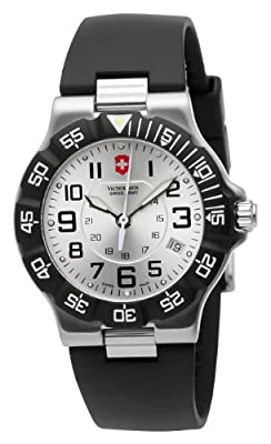 Victorinox Swiss Army Men's 241345 Summit XLT Silver Dial Watch by Victorinox Swiss Army