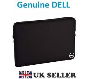 """Genuine Original DELL 15"""" 15.4"""" 15.6"""" (39.6cm) Neoprene Laptop Sleeve Case Pouch Bag , Dell P/N: NGK7P , 460-11708"""