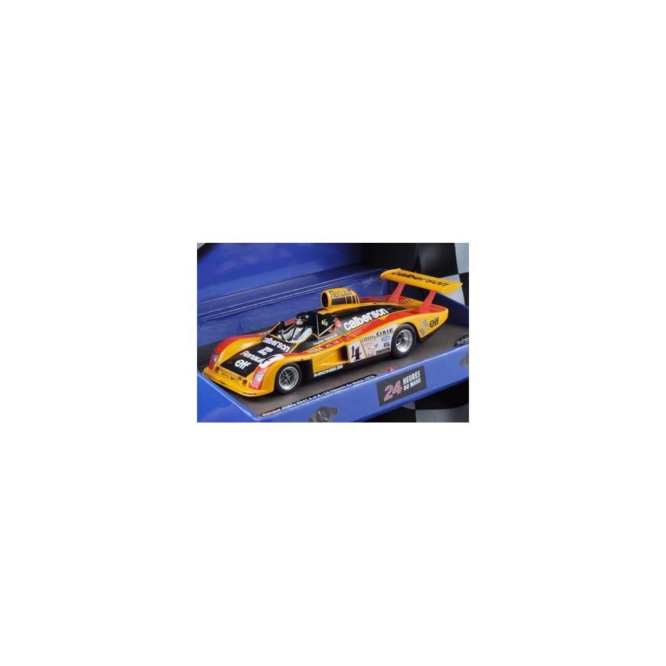 1/32 Le Mans Miniatures Slot Cars Alpine Renault A442A 24h