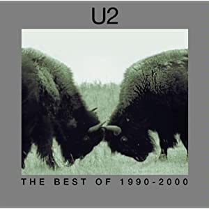 U2 -  The Best Of 1990 - 2000 (CD 2