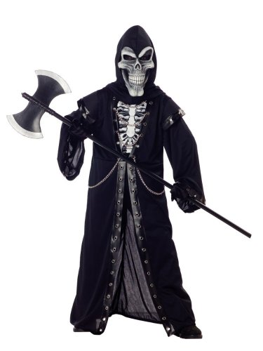 California Costumes Boys Crypt Master Costume with Mask