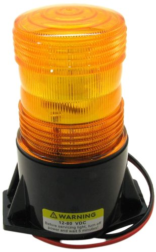 Panacea P0100 Tall Profile LED Waterproof Strobe Light, 12V-110V DC, 4