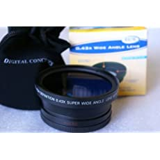 72mm 0.43X Wide Angle Lens With Macro for CANON XH-A1 XH-G1 XL2 XL1S XL1 H1S H1A XL XH-A1 XH-G1